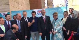 Şota, İçişleri Bakanı Süleyman Soylu'yu güldürdü