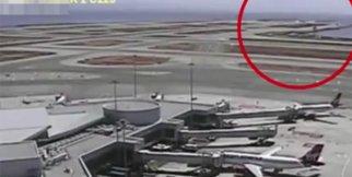 Uçak Kazasının Yeni Görüntüleri