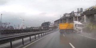 Türkiye'de Araç Kamerası Kaza Kayıtları
