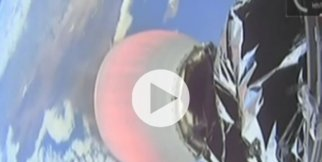 Falcon 9 roketiyle 7 uydu fırlatıldı