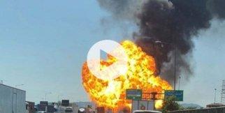 Havalimanında büyük patlama