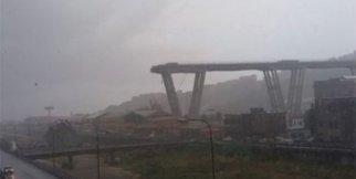 Köprü çöktü