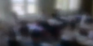 Sınıfta olay görüntü
